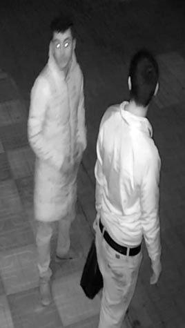 Motosikleti Çalan Hırsız Türban Takıp Kadın Kılığında Kaçtı
