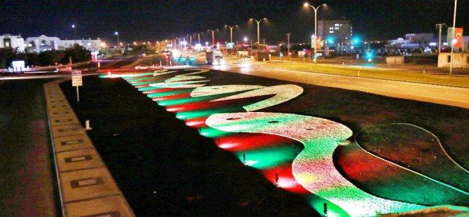 Aksaray Belediyesi Şehre Renk Katıyor