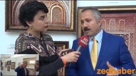 """Köseoğlu, """"KOMEK'te Medeniyet İşçiliği Yapılıyor"""""""