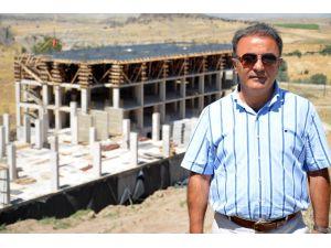Güzelyurt Belediyesi 400 Kişilik Öğrenci Yurdu Yaptırıyor