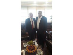 Başkan Koçak, Bakan Fakıbaba'ya Aksaray'ın Tarım Sorunlarını Anlattı