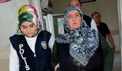 """""""Bylock"""" Şüphelisi Olarak Gözaltına Alınan Pazarcı Kadın Serbest Bırakıldı"""