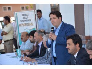 Yazgı, Aksaray Medyasının 10 Ocak Çalışan Gazeteciler Günü'nü Kutladı