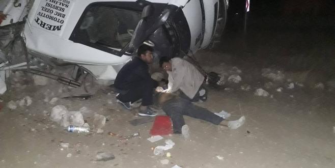 Eskil'deki trafik kazasında 1 kişi öldü