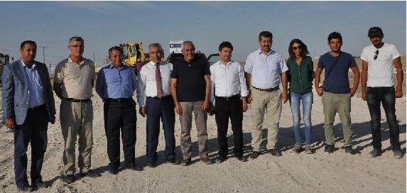 Bozcamahmut-Eskil arası sıcak asfalt çalışması başladı!