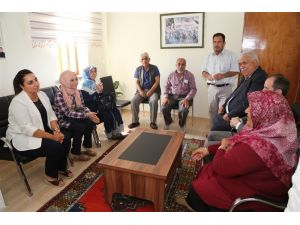 Aksaray'ın Tek Kadın Köy Muhtarına Destek