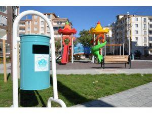 Aksaray'a 27 Adet Park Yapıldı