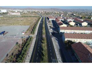 Aksaray'da Kaldırımlar, Yollar Ve Alt Yapı Eş Zamanlı Yenileniyor