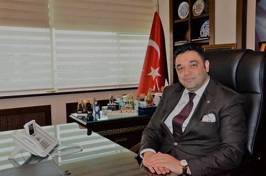 ATSO Başkanı Ahmet Koçaş'tan Gazeticiler Günü Mesajı