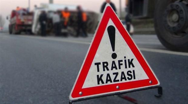 Aksaray'da Trafik Kazaları: 2'si Polis, 1'i Jandarma 21 Yaralı