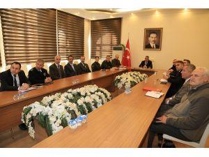 Aksaray'da Okullarda Huzur Ve Güvenlik Toplantısı Düzenlendi