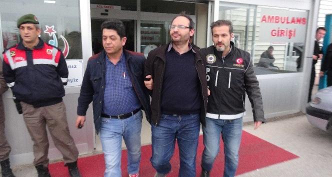 FETÖ'den aranan firari savcı Aksaray'da yakalandı
