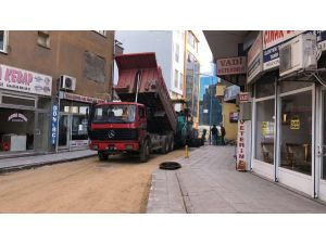 Aksaray'a asfalt çalışmaları sürüyor