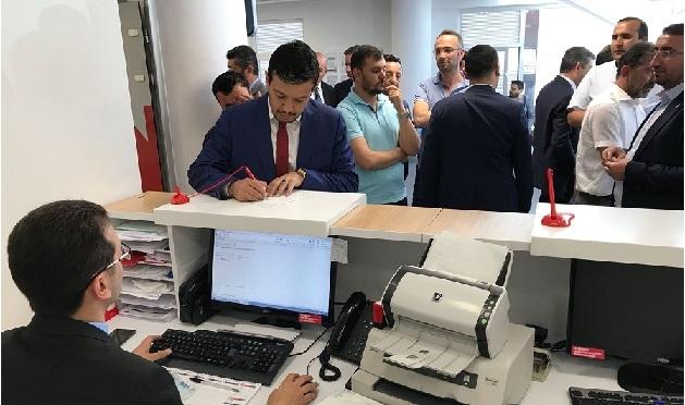 AK Parti Aksaray İl Teşkilatından Erdoğan'a Seçim Bağışı Kampanyası
