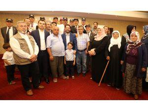 Aksaray Belediyesi, şehit aileleri ve gaziler onuruna iftar verdi