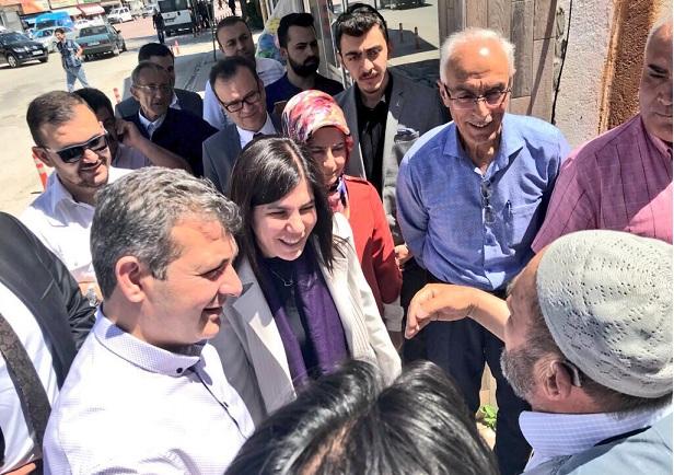 """İlknur İnceöz, """"Aksaray, AK Parti ile yatırımın başkenti oldu"""""""