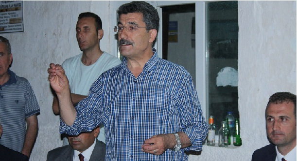 İYİ Parti heyeti Yeşiltömek ve Sultanhanı'nda