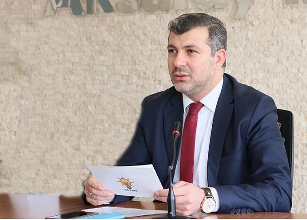 Başkan Altınsoy, Gelişen Türkiye'de, Vakit Aksaray Vakti