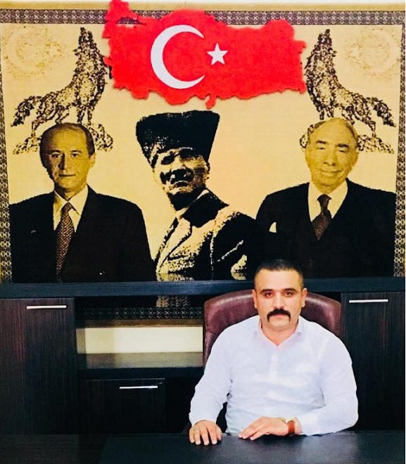 Mustafa Güdendede'den teşekkür mesajı