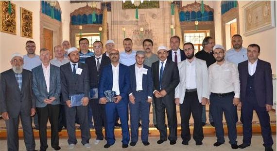 Hafızlık bölge yarışması Nevşehir'de gerçekleşti