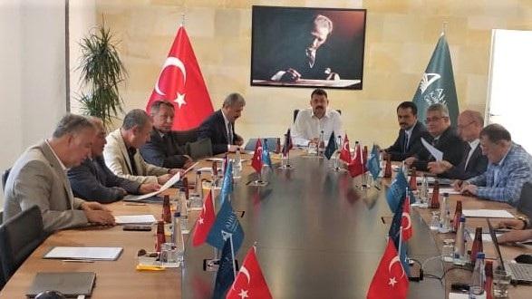 AHİKA Yönetim Kurulu Temmuz Ayı Toplantısı Nevşehir'de Gerçekleşti