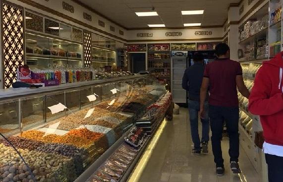 Biroğlu Market Eskil'de yeni şubesiyle hizmette