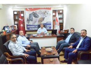 STK başkanlarından ATSO projelerine tam destek