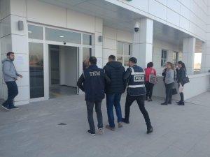 Aksaray'da FETÖ/PDY operasyonu: 9 gözaltı