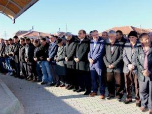 Aksaray Öğretmenevi Eski Müdürü Gaffar Gül Hoca Toprağa Verildi