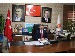 """Başkan Altınsoy: """"Bilgi ve birikim sahibi olmak zorundayız"""""""