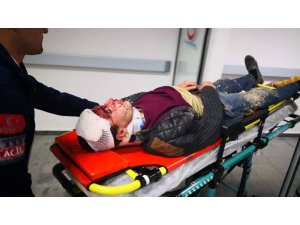 Aksaray'da park kavgası: 10 yaralı, 10 gözaltı