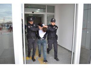 İki ayrı hırsızlık suçundan aranan cezaevi firarisi yakalandı