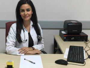 Aksaray'da ilk hematoloji uzmanı göreve başladı