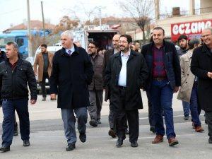 Başkan Mahallemizde Ekibi, Aratol'da Bahçeli ve Selçuklu Mahallelerinde Hizmet Verdi