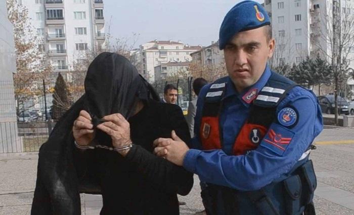Ankara'da kamyon çalan hırsız Aksaray'da yakalandı