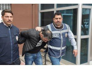 12 ayrı suçtan yakalanması ve kesinleşmiş hapis cezası olan zanlı yakalandı