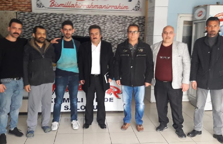 Esnaflardan Bağımsız Aday Yaşar Ar'a Destek!