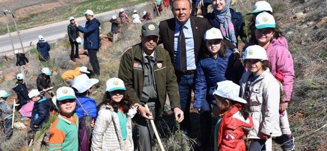 Çocuklar Aksaray'a can veriyor