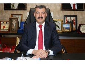"""Başkan Altınsoy: """"Seçimler ülkemize hayırlı olsun"""""""