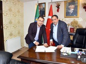 Aksaray Ziraat Odası ve Özel Maya Kadın Doğum Hastanesi arasında protokol imzalandı