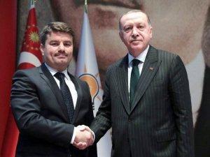 Aksaray'ın yeni Belediye Başkanı Evren Dinçer,  görevi resmen devralıyor