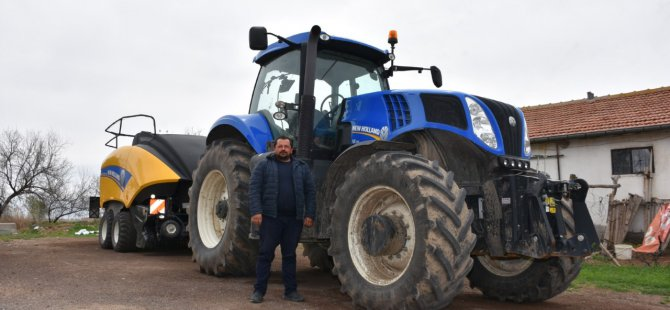Aksaray'ın 2. büyük traktörü Boraoğlu Tarım'dan