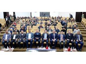 Aksaray'da üreticilere hayvan hastalıkları eğitimi verildi