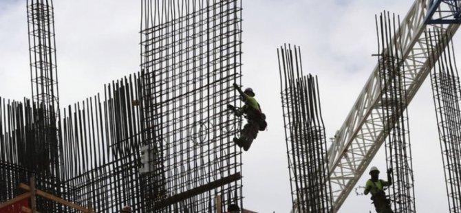 İnşaat maliyet endeksi aylık %1,47 arttı