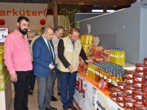 Aksaray'da Ramazan denetimleri artarak devam ediyor