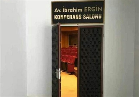 Avukat İbrahim Ergin'in ismi yaşatılacak
