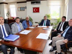 Aksaray OSB Yönetim Kurulu toplantısı