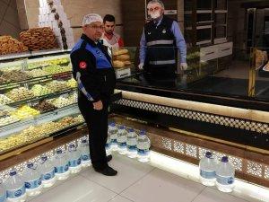 Aksaray Belediyesi zabıta ekipleri fırınlarda denetim yaptı