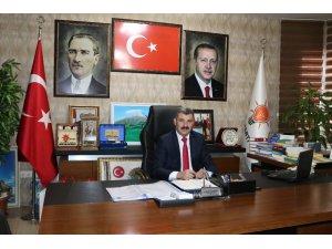 """Başka Altınsoy: """"AK Parti büyük bir medeniyet çizgisinin bugünkü temsilcisidir"""""""