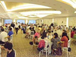 ATSO geleneksel iftar'da bir araya geldi